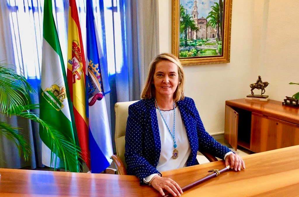 luisa garcia chamorro, alcaldesa de Motril y vicepresidenta de la FEMP