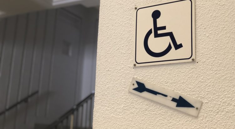 Accesibilidad en el Ayuntamiento de Motril