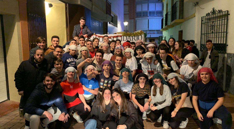 Vera Cruz ensayo solidario de Navidad