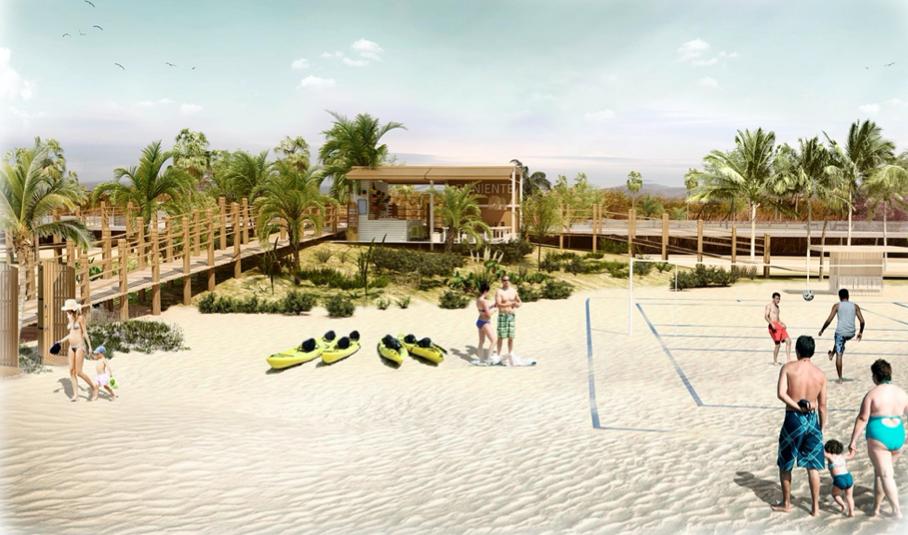 Senda del litoral unirán las playas de Motril