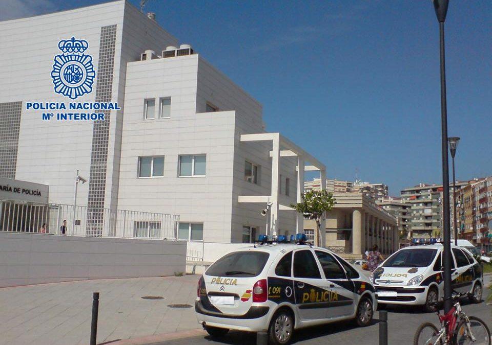Comisaría de Policía Nacional en Motril