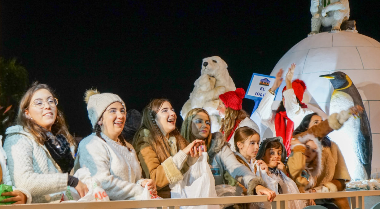 Cabalgata de Reyes Magos de Motril 2020