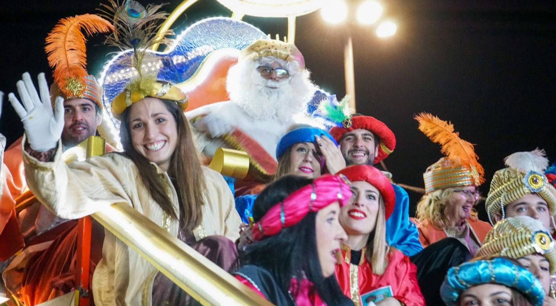 Cabalgata de Reyes Magos de Motril