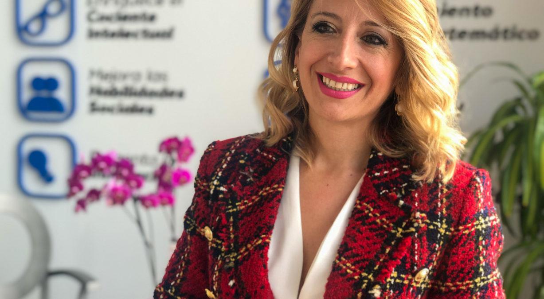 Sara Mercado, organizadora del primer Congreso de talento, creatividad y emoción