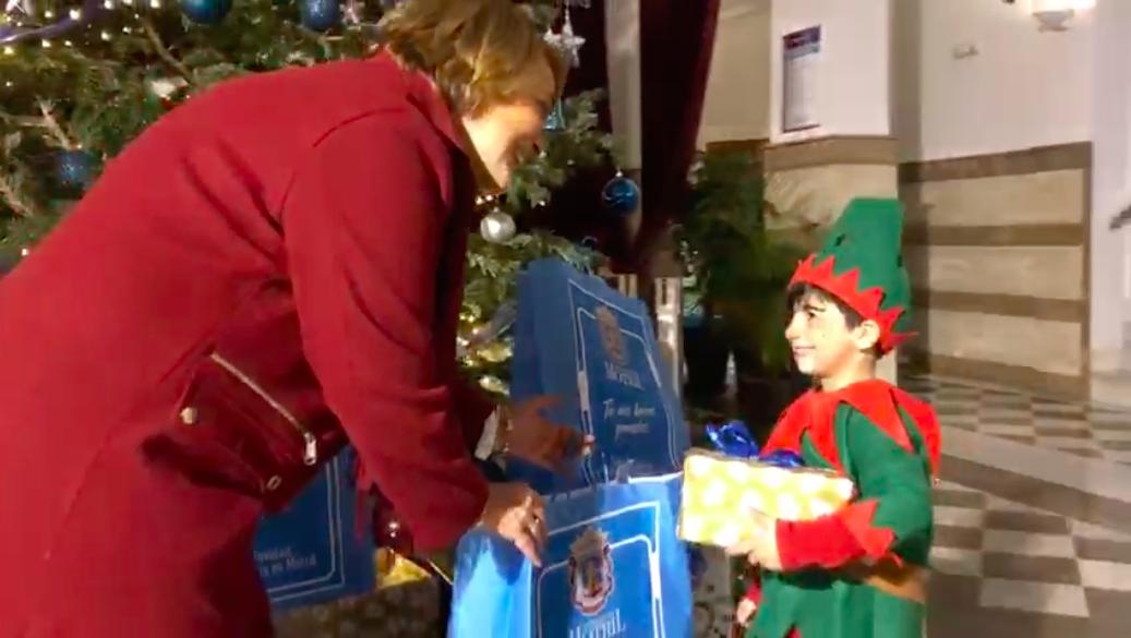 campaña navideña para el comercio en motril