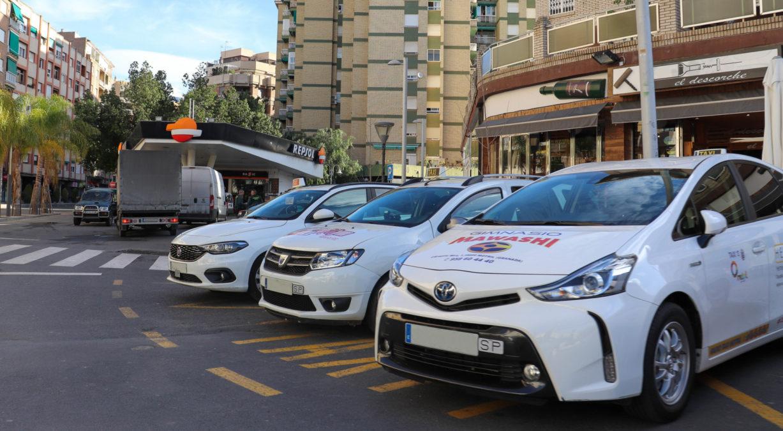 taxis en motril