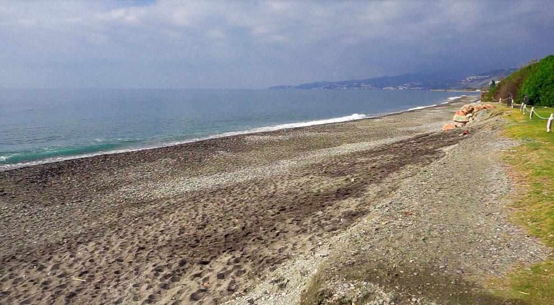 espigones playas de Motril