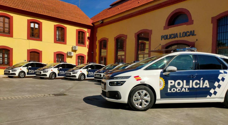 Policía Local sanciones por incumplimiento estado de alarma