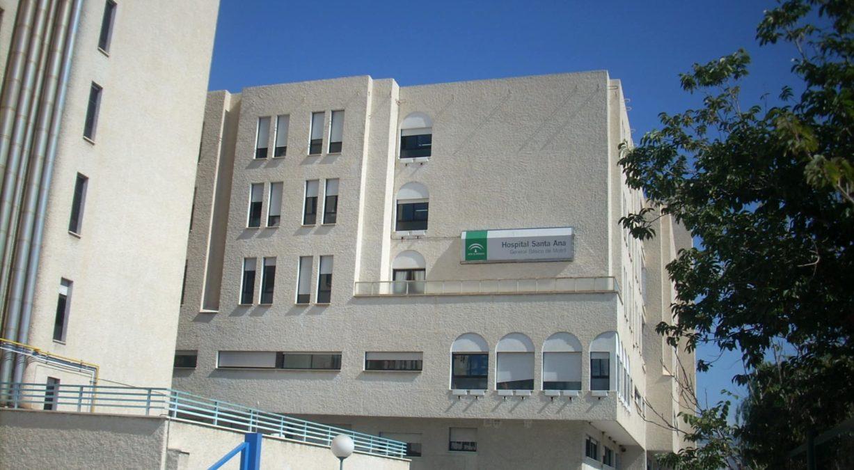 hospital Santa Ana de Motril