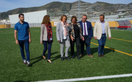 Carchuna nuevo campo de fútbol