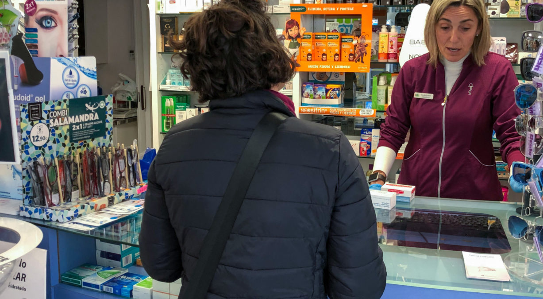farmacias activan protocolo frente al coronavirus