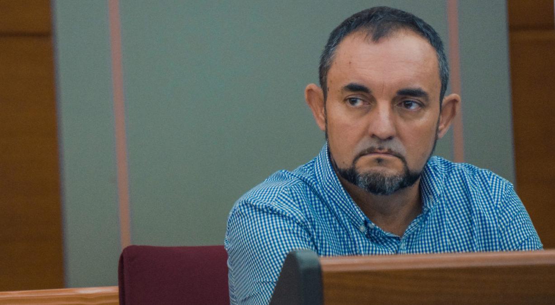 Miguel Ángel Muñoz Pino, concejal de Cultura