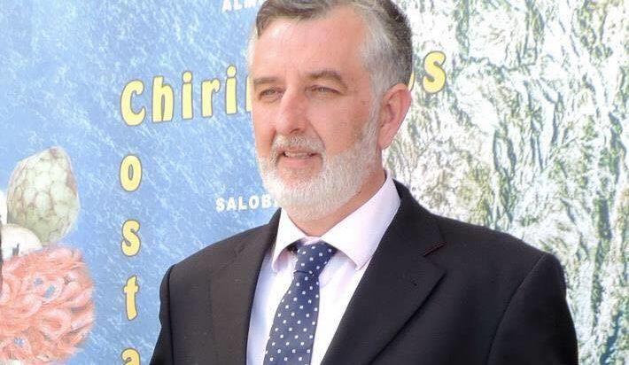 francisco Trujillo presidente asociación chiringuitos costa tropical