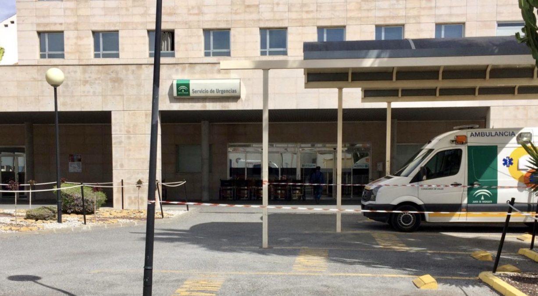 Urgencias Hospital Santa Ana de Motril