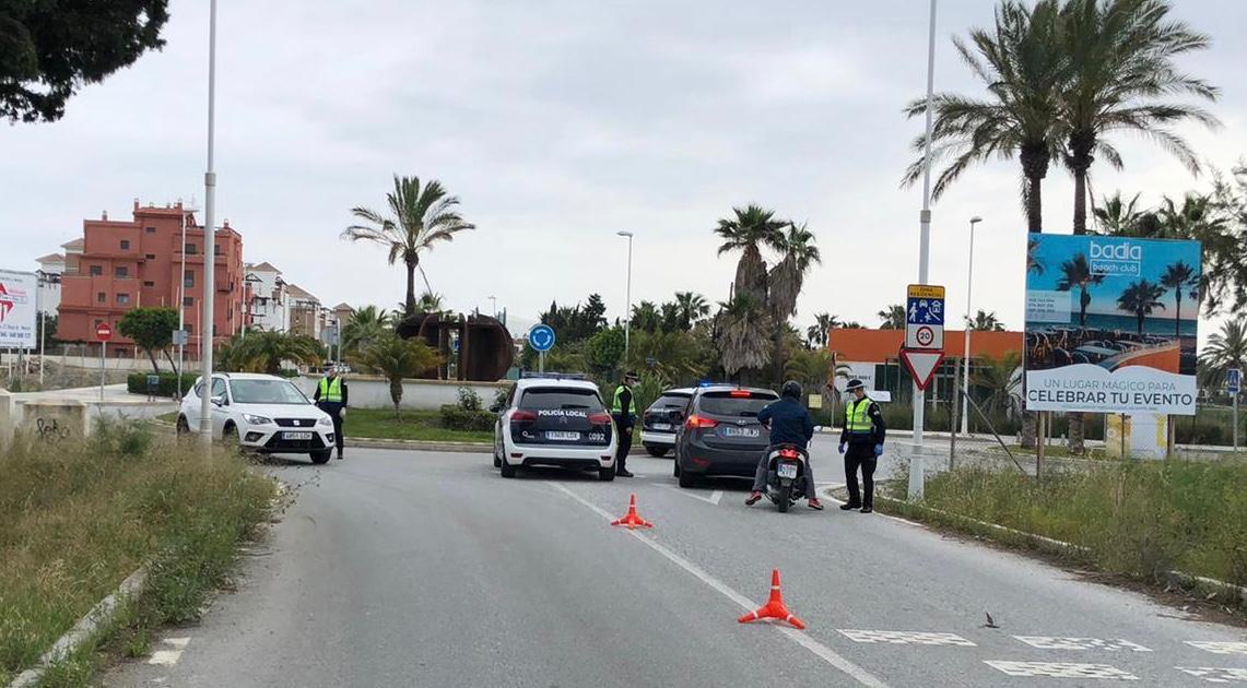 controles policiales Motril