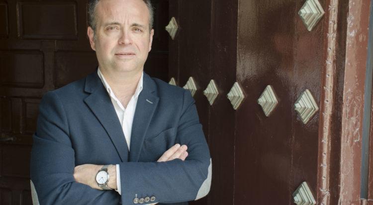 Manuel Terrón, presidente Cofradías de Motril