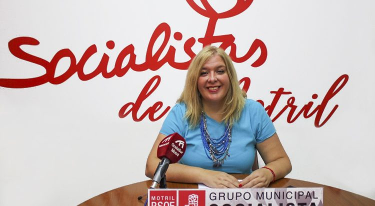 Flor Almón PSOE Motril