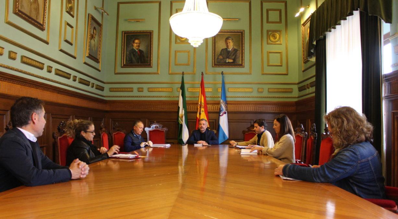 Mesa reactivación económica Ayuntamiento de Motril
