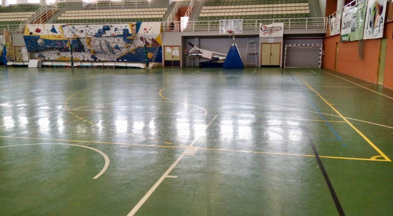 Pabellón de deportes de Motril