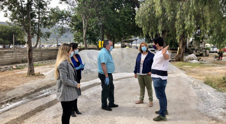 Visita obras Puntalón