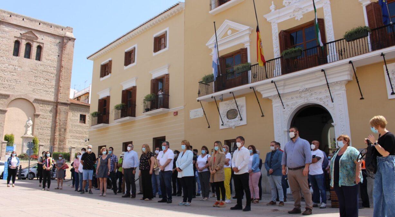 luto oficial minuto de silencio en Motril