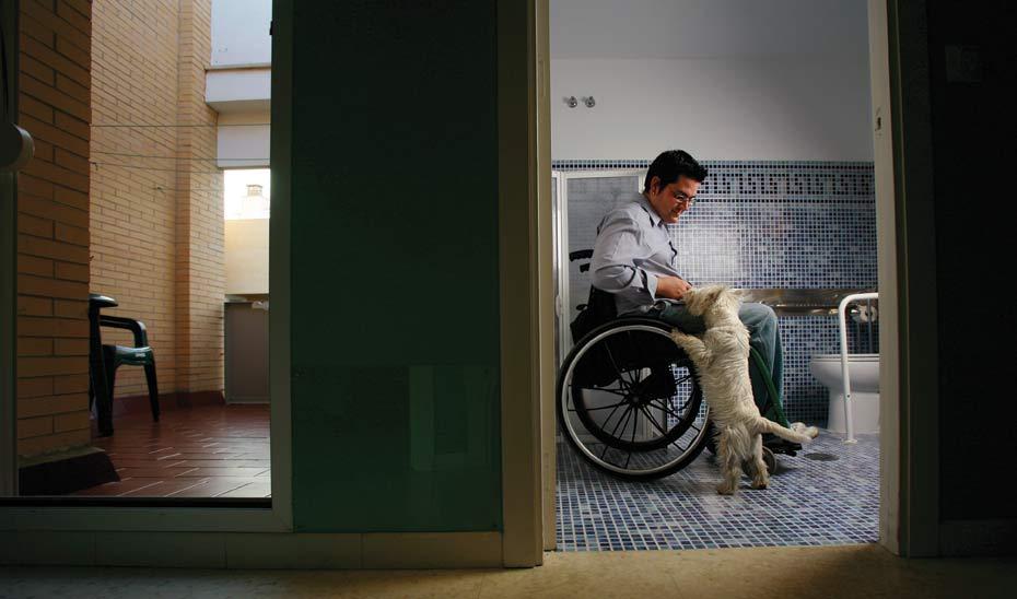 personas con discapacidad subvenciones junta de Andalucía