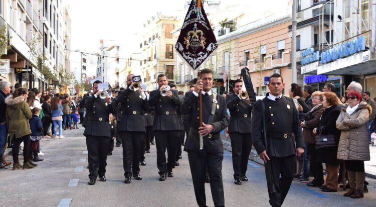 banda del rosario de Motril