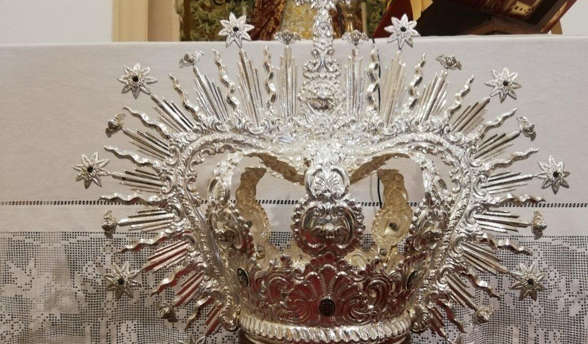 corona María Santísima de la Misericordia