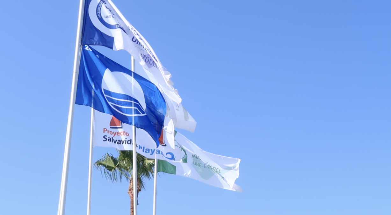 banderas de Calahonda
