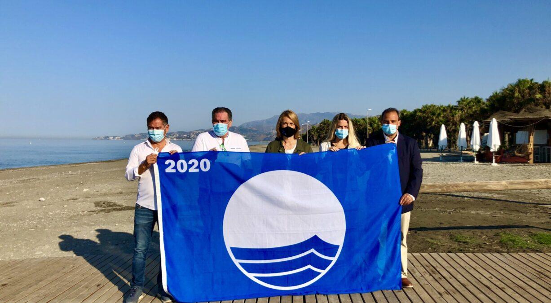 Playa Granada bandera azul
