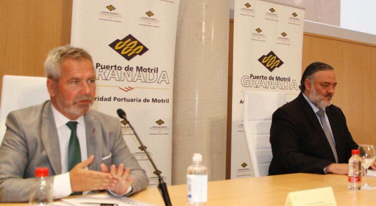 puerto de Motril José García Fuentes
