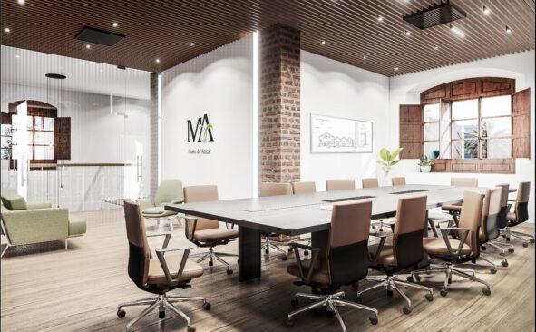 La casa del ingeniero se convertirá en la nueva sede institucional de la concejalía de Patrimonio