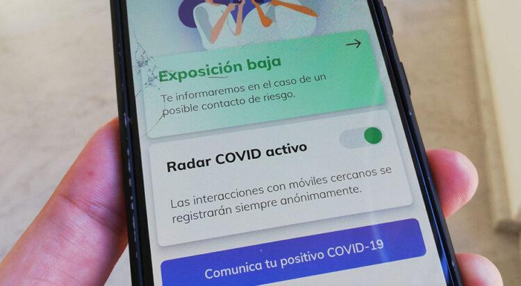 radar covid, la app para evitar la propagación del coronavirus