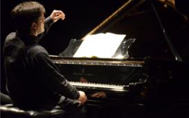 Juan Carlos Garvayo Festival Música Sur