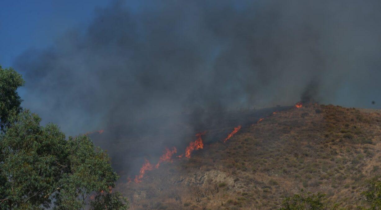 incendio Minasierra