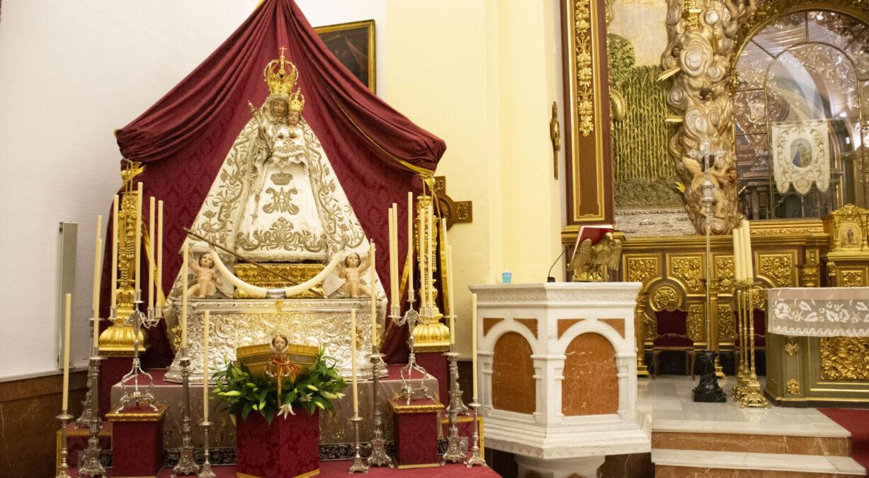 Novena Virgen de la Cabeza Patrona de Motril