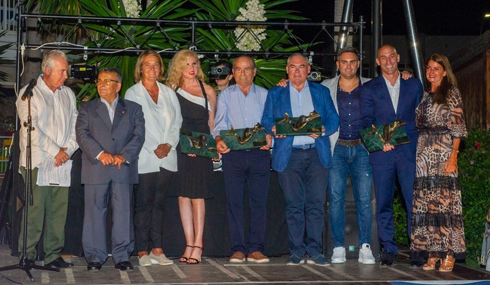 premios la sirenita club náutico de motril