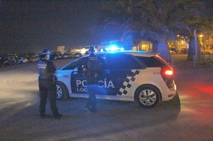 policia local de motril