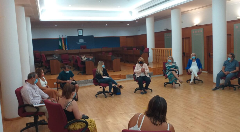 reunión de padres ayuntamiento