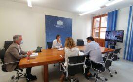 avances en el proyecto del puerto deportivo de Motril