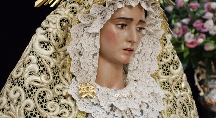 Virgen de los Dolores Cofradía del Santo Sepulcro de Motril