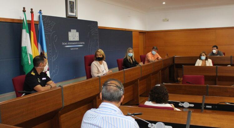 comisión de seguimiento de incidencia del covid en centros escolares