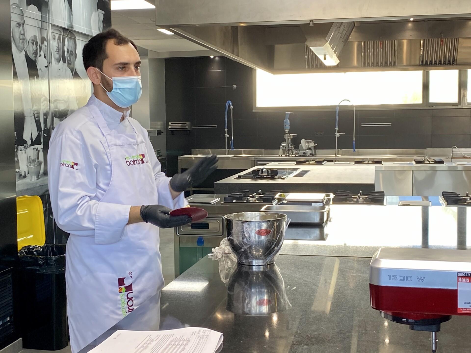 Marc Balaguer Fabra en la Escuela de 080 Formación de Motril