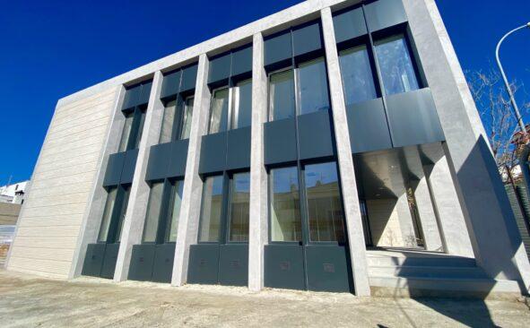 El nuevo centro de Servicios Sociales de Motril en imágenes