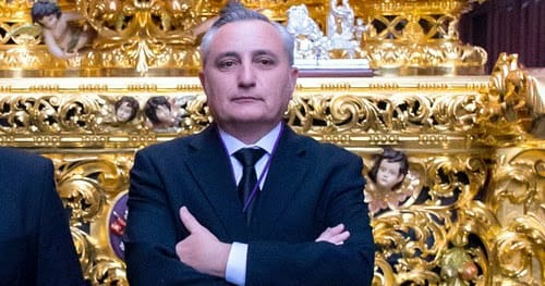 Francisco Estarli, pregonero de la Semana Santa de Motril 2021
