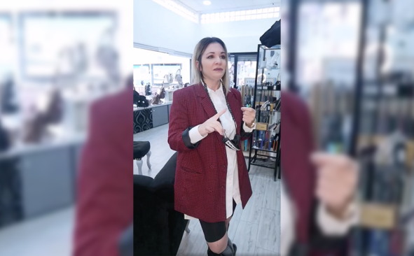 empresaria de motril muestra su indignacion medidas junta de andalucia
