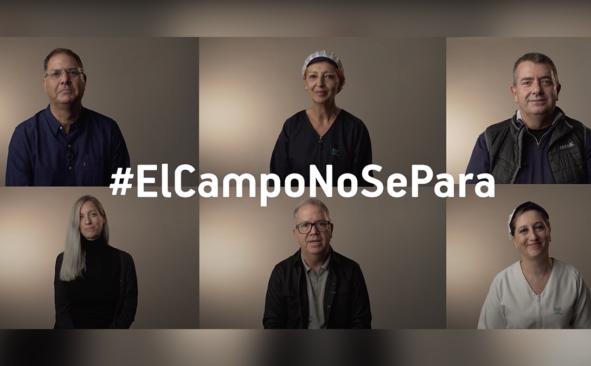 El campo no se para, homenaje a los agricultores de SAT CAMPOS de Granada