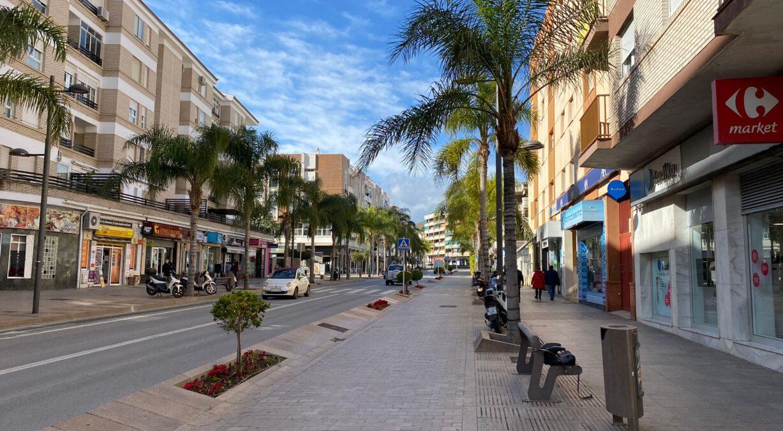 Motril Avenida Salobreña
