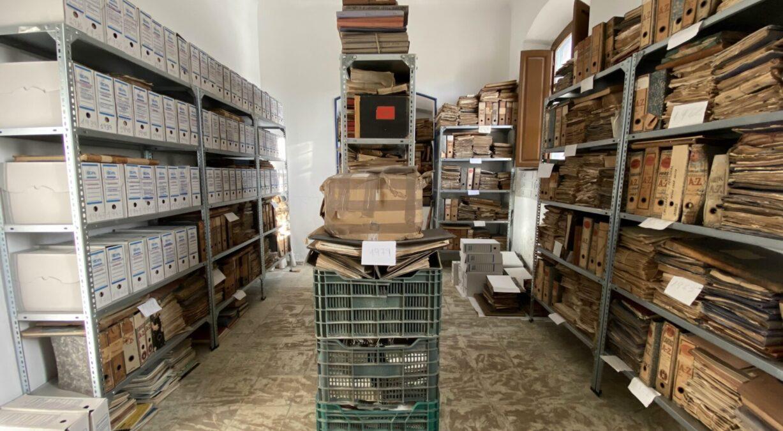 traslado documentos fábrica del pilar de motril