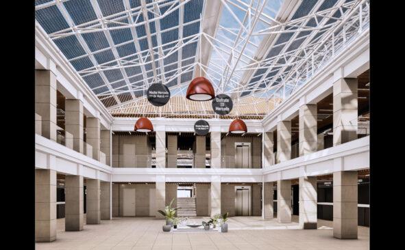 Así será el Mercado Municipal de Motril tras una reforma integral